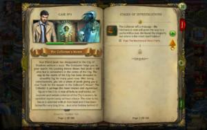 HiddenCity Case1 Collector's Secret diary