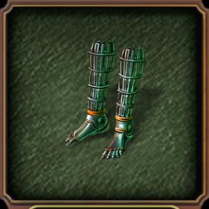 HiddenCity Case1 Collector's Secret mechanical legs