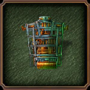 HiddenCity Case1 Collector's Secret Mechanical body