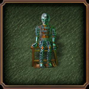 HiddenCity Case1 Collector's Secret mechanical man