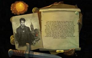 HiddenCity Case1 Collector's Secret Letter