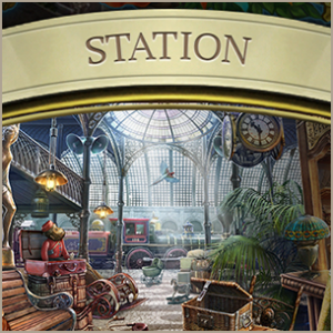 HiddenCity Prologue プロローグ 忘れられた夢の駅 Station