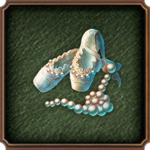 HiddenCity substory Art of Ballet Pointe Shoes
