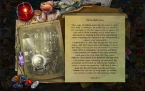 HiddenCity Case3 Key to the Past letter2