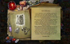 HiddenCity Case3 Key to the Past letter9
