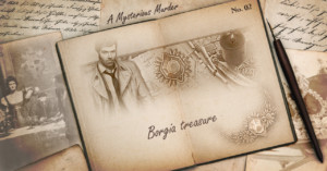 HiddenCity Case2 A Mysterious murder ヘッダー header