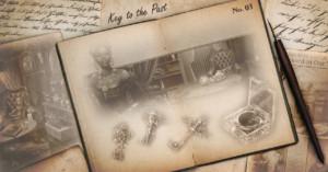 HiddenCity Case3 Key to the Past ヘッダー header