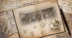 HiddenCity Case4 Workshop of Wondersヘッダー header