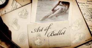 HiddenCity substory サブストーリー ヘッダー art of ballet バレエの芸術