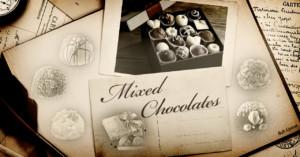 HiddenCity substory サブストーリー ヘッダー header Mixed Chocolates ミックスチョコレート