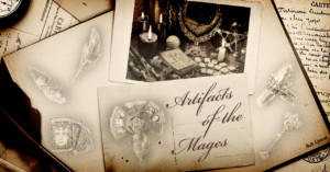 HiddenCity substory サブストーリー ヘッダー header Artifacts of the Mages 魔術師の古道具