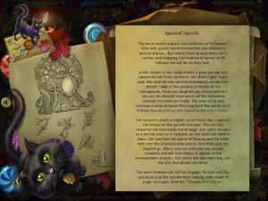 HiddenCity Case52 All Hallows' Eve 万聖節の前夜 ハロウィーン Letter4