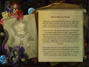 HiddenCity Case52 All Hallows' Eve 万聖節の前夜 ハロウィーン Letter5