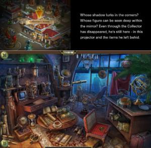 HiddenCity Case1 Collector's Secret 収集家の家 Collector's House