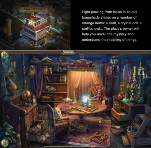 HiddenCity Prologue プロローグ 運命の部屋 Room of Fate