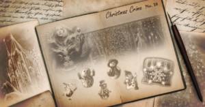 HiddenCity Case18 Christmas Crime クリスマスの悪事 header ヘッダー